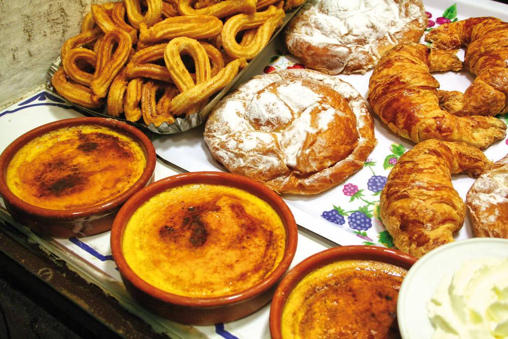 Qué se come en Barcelona