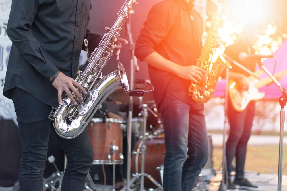 Los eventos culturales y artísticos, mejor al aire libre