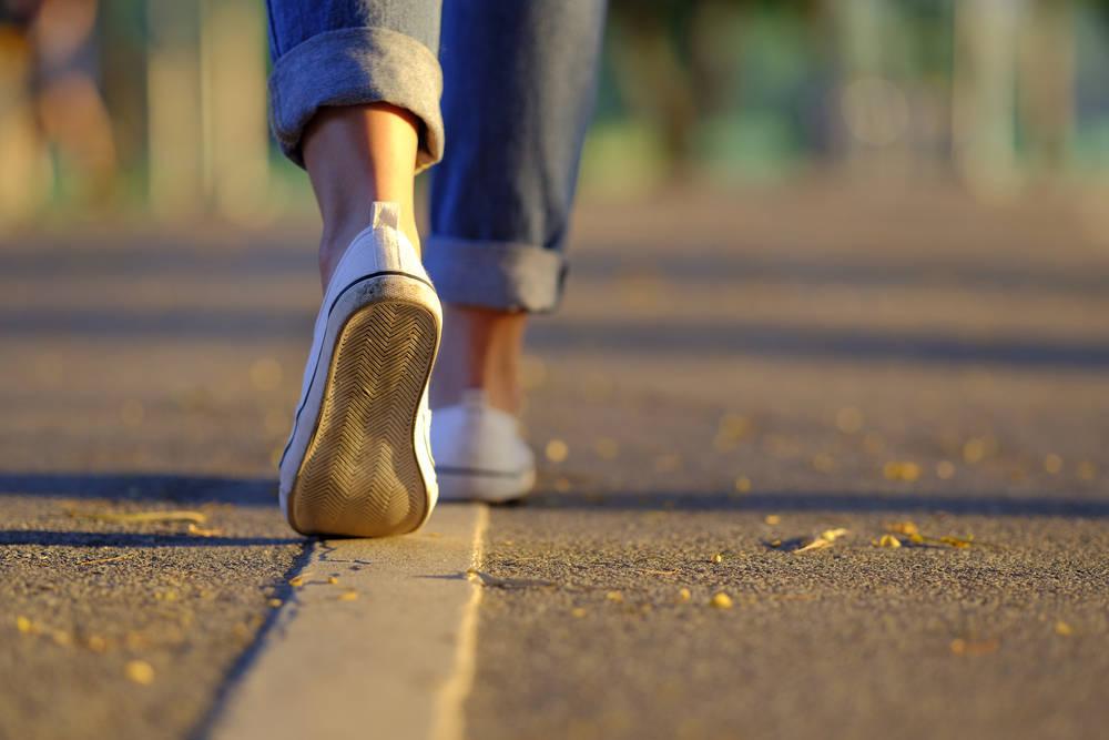 Los Españoles son más Felices en Zapatillas