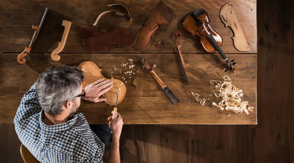 Las artesanías que sobreviven