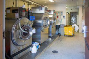 El mundo de la moda y la lavadora industrial
