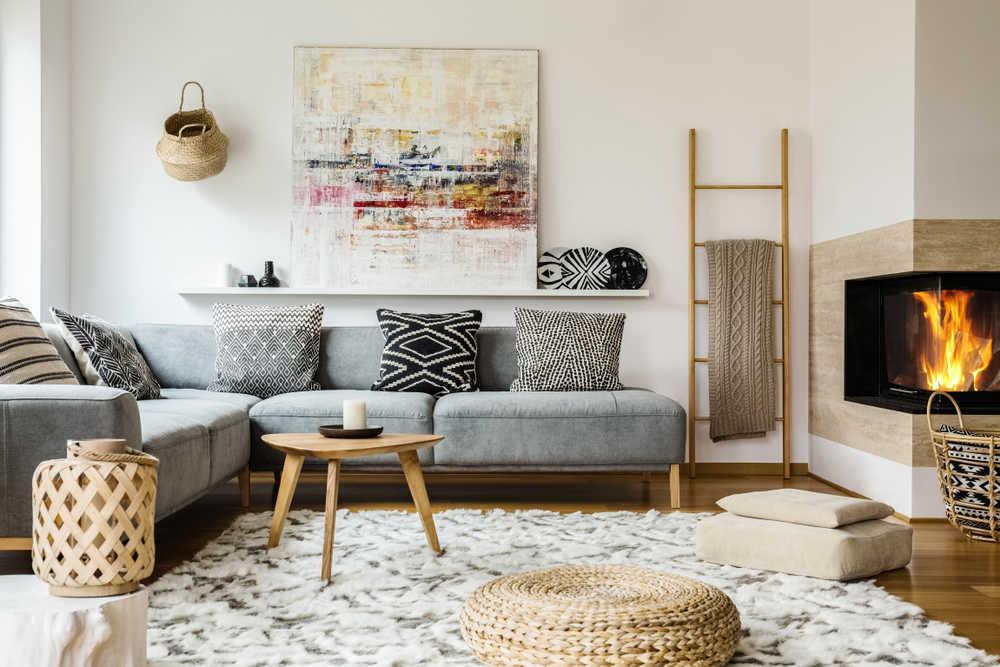 No escatimes en la decoración de tu hogar porque te acompañará muchos años