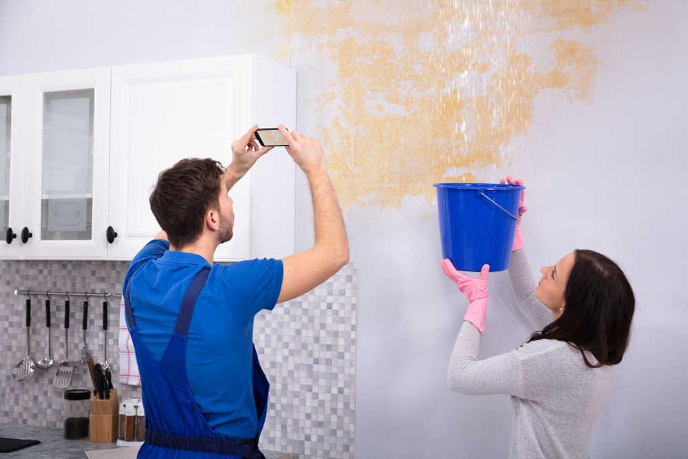 Arreglar las paredes con humedad, todo un problema
